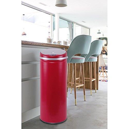 Kitchen move bat 42li cubo de basura para la cocina - Cubo basura cocina ...