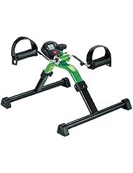 Movimiento Trainer Digital, Verde, Sundo Homecare Pedal de entrenamiento para brazos y piernas, Fisioterapia
