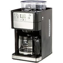 TV Das Original 1113 Coffee Maxx - Cafetera de goteo con molinillo de café