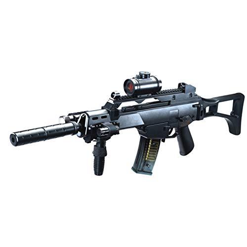 Fucile Rayline M85 Airsoft Elettrico, Materiale: ABS (Antiurto), Replica in Scala 1: 1, Lunghezza: 72 cm, Peso: 1320 g, (Meno di 0,5 Joule - da 14 Anni)