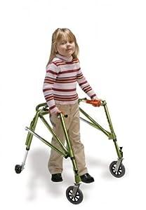 Lightweight Paediatric Posture Walker Walking Frame Rollator Mobility Aid