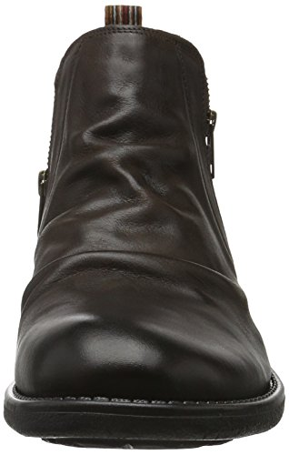 01 Herren Biker Braun Taylor Boots 13 camel mocca active AgxwqPx8