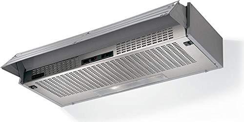 Campana extractora de cocina Canalizada, instalación integrada, 60 cm PCH01 SRM LG...