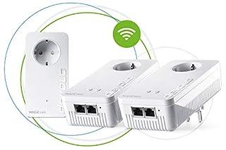 Devolo Magic 2 Wi-Fi - Multiroom Kit de Powerline Rápido para una Red Wi-Fi Fiable a Través de Techos y Paredes Mediante los Cables de Corriente, Conexión en Red Mesh Inteligente (B07GTD2D9X) | Amazon price tracker / tracking, Amazon price history charts, Amazon price watches, Amazon price drop alerts