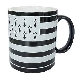 Mug Drapeau Breton Le Gwenn Ha Du