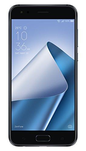Asus Zenfone 4 ZE554KL Smartphone portable débloqué 4G (Ecran: 5,5 pouces - 64 Go - Double Nano-SIM - Android) Noir