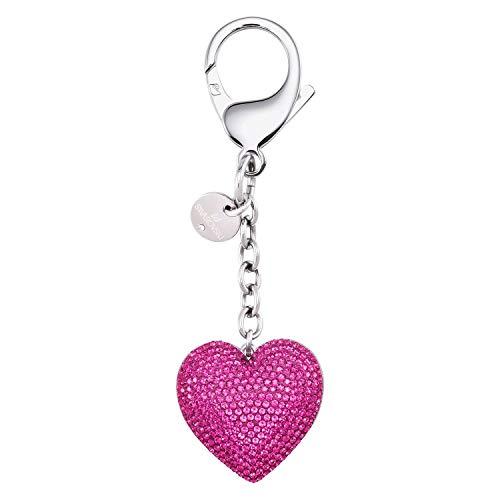 Swarovski Damen-Taschenanhänger Metall Swarovski Kristalle One Size 87631672