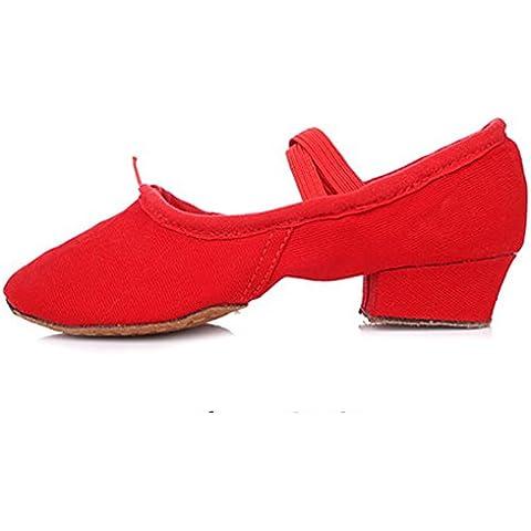 Cuero zapatos fondo suave maestros/ zapatos de baile/ zapatos de baile de vientre/ zapatos de ballet de la mujer/ zapatos