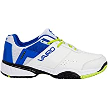 Zapatillas padel Vairo Elite, Blanco, Azul, 45