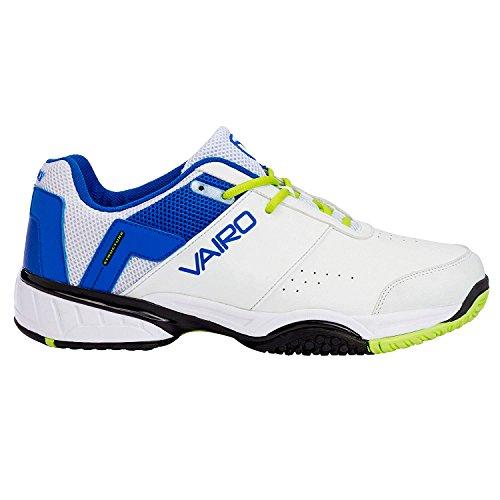 Zapatillas padel Vairo Elite, Blanco, Azul, 45