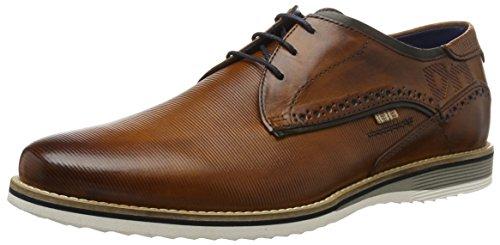 Daniel Hechter Mens 811244011100 Derby Brown (cognac)