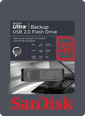 SanDisk Ultra Backup USB 2.0 Flash Drive - Parent Asin