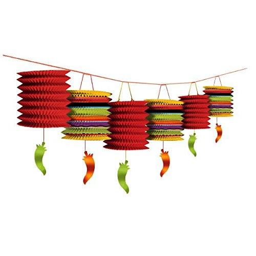(Amscan Fiesta Laterne Girlande)