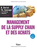 Management de la supply chain et des achats - Théories, évolutions et pratiques