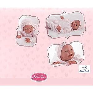 Muñecas Antonio Juan Reborn Candy