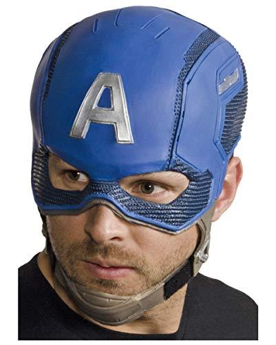 Horror-Shop máscara Capitán América