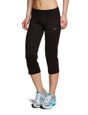 PUMA Damen Hose Ess Gym Regular 3/4 Pants