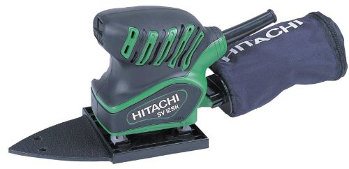Hitachi SV12SH Schwingschleifer - 110x100mm, Delta 96x96x96mm