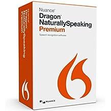 Nuance Dragon Premium Version 13 - Programa educativo (Completo, 4000 MB, 2.2 GHz Intel® dual core or equivalent AMD processor, Italiano)