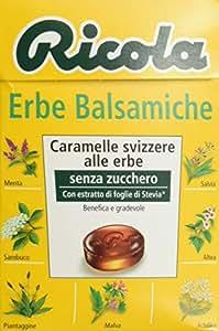 Astuccio Erbe Balsamiche - Pacco da 20 x 50 g