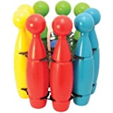 Adriatic 29cm), diseño de playa juguetes de bolos con 2bolas (9piezas)