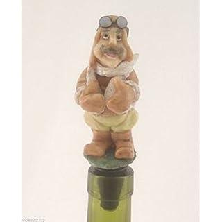Airman Dambuster à vin + bouchon en boîte cadeau Décoration de gâteau