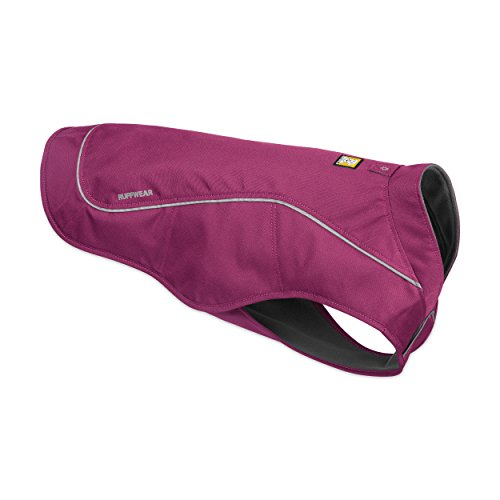 Ruffwear 05202-580S1 K-9 Overcoat Utility Hundemantel, XS, Lakespur lila (5k Jacke)