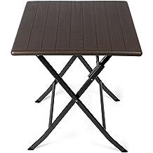 mesa plegable madera - 4 estrellas y más - Amazon.es