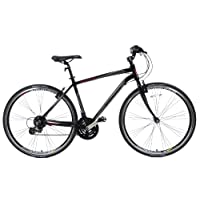 "AMMACO CS-450 URBAN RIGID HYBRID ALLOY 24 SPEED MENS ROAD BIKE (19"" FRAME)"