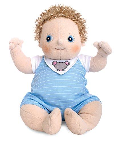 eichpuppe, Baby Erik, Groß 45 cm (Strampelanzug Für Große Menschen)