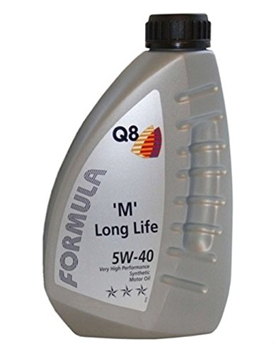 Q8 Huile Moteur Formula m Long Life Very High Performance Synthetic SAE 5 W-40 1 lt