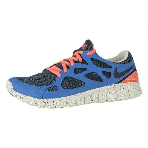 Nike Free Run+ 2 EXT Women Laufschuhe armory slate-armory navy-distance blue - 36