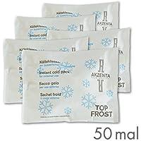Preisvergleich für Akzenta Kälte-Sofort-Kompresse 14 x 18 cm, 1er Pack (1 x 50 Stück)