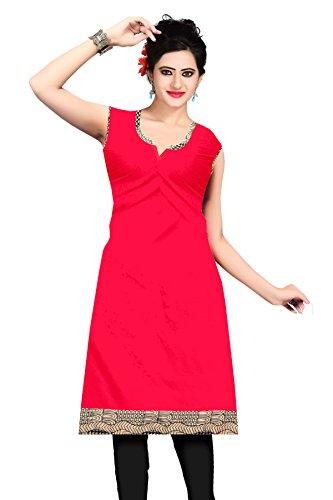 Atri Kurtis for Women (Red)