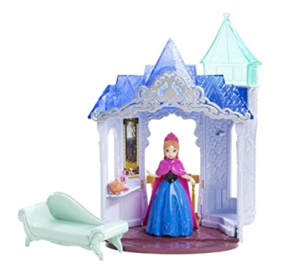 Disney Frozen Flip N Switch Castle de Mattel