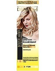 Dessange - Blond Soleil Éclaircissant Spray Soleil Éclaircissant Sans Rinçage Pour Cheveux Blonds Naturels - 125 ml