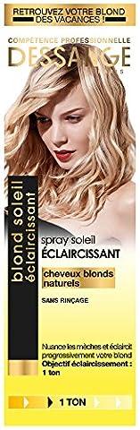Dessange - Blond Soleil Éclaircissant Spray Soleil Éclaircissant Sans Rinçage