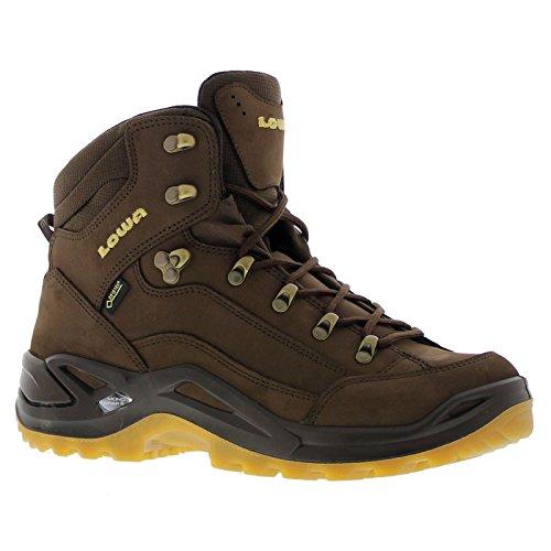 Lowa Renegade GTX Mid, Chaussures de Randonnée Basses Homme