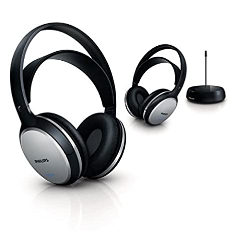 Philips Kabelloser HiFi- - Kopfhörer (Ohraufliegend, Kopfband, 10 - 20000