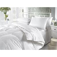 Comfy All Seasons 180 Thread Count Cotton Single Super Soft Duvet (White)