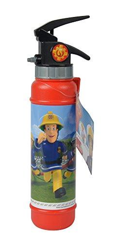 Simba 109252125 - Feuerwehrmann Sam Feuerlöscher Wasserspritzer