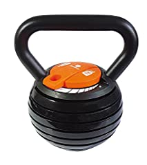 Idea Regalo - Sveltus - Kettlebell, peso variabile