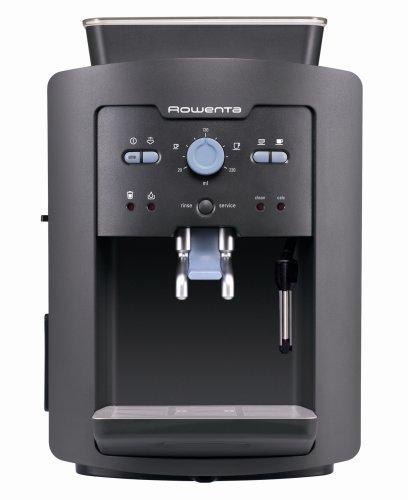 Rowenta ES 6825 - Cafetera automática con función de cappuccino