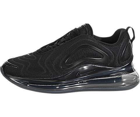 Nike Wmns Air MAX 720 Ar9293-006, Zapatillas para Mujer, Black, 39 EU