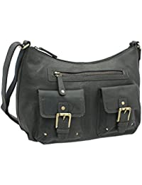 Bolla Bags New England Collection Shoulder Cross Body Bag FOXWOOD 764965f01d088