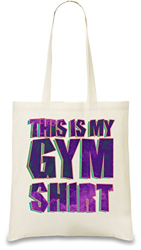 This Is My Gym Shirt Tasche (Street T-shirt Life)