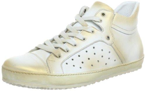 Liebeskind Lk7000a, basket femme Blanc - Weiß (weiß/gold)