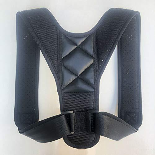 Superior de la espalda Corrector de Postura Postura clavícula Corrector de apoyo hombros espalda recta Brace Correa Corrector