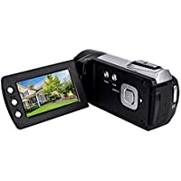 """HG5162 Cámara de Video Digital 1080P FHD Videocámara / 2,7"""" Pantalla TFT LCD / 270 Grados de videocámara giratoria para niños/Principiantes/Ancianos"""
