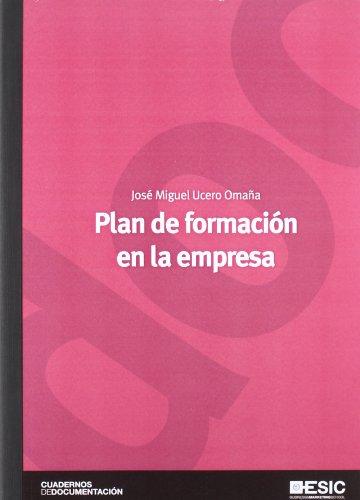 Libro ebook El plan de formación en la empresa